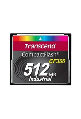 Transcend 512Mb Cf300 300X Industrial Hafıza Kartı