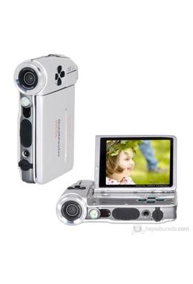 "Goldmaster DVC-525 5 MP 3"" LCD Ekran Video Kamera"
