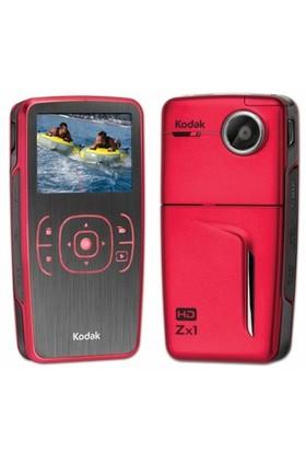 """Kodak ZX1 2"""" LCD HD Dijital Video Kamera"""