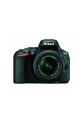 Nikon D5500 + 18-55mm 24.2 MP Dokunmatik LCD Profesyonel DSLR Fotoğraf Makinesi
