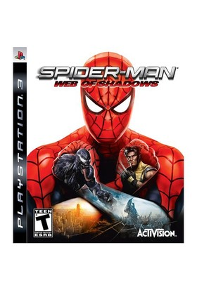 Activision Spider-Man: Web Of Shadows Ps3 Oyun