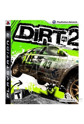 Dirt 2 Ps3 Oyunu