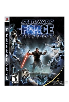 Star Wars Force Unleashed Ps3 Oyunu