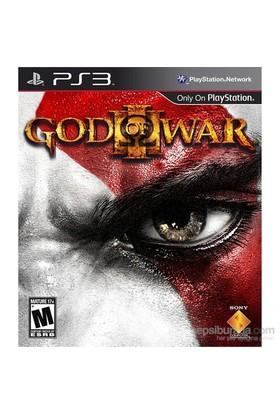 God Of War 3 Ps3 Oyunu