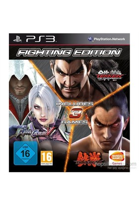 Tekken Tag Tournament 2 Fıghting Edition Ps3 Oyunu