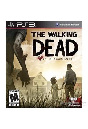 The Walking Dead A Telltale Games Series Ps3 Oyunu