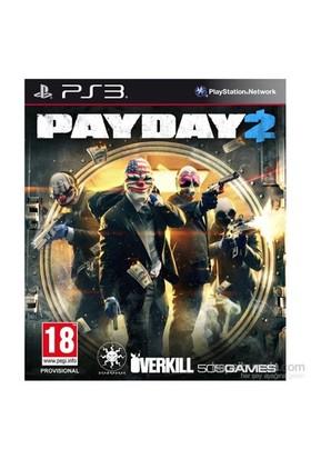 Pay Day 2 Ps3 Oyunu