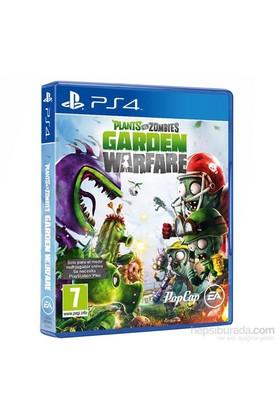 Plants Vs Zombies Garden Warfare Ps4 Oyunu