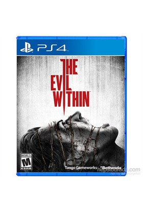 The Evil Within Ps3 Oyunu
