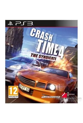 Crash Time 4 The Syndicate Ps3 Oyunu