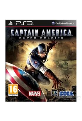 Captain America Ps3
