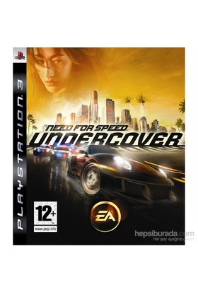 Need For Speed Undercover Ps3 Oyunu