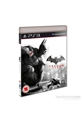 Batman Arkham City Ps3 Oyunu