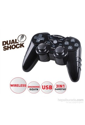 Gamestar GP-397 Kablosuz Usb Joystick
