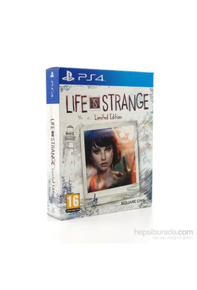 Square Enix Ps4 Life İs Strange Limited Edition