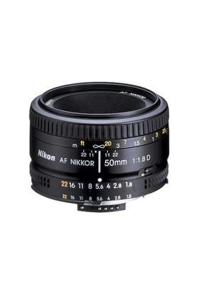 Nikon 50MM F1.8 AF Nikkor D Lens