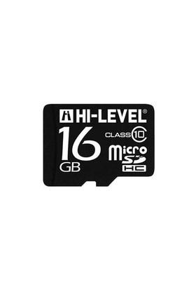 Hi-Level 16 Gb Hlv-Mcsdc10/16G Class 10 Micro Sd Kart