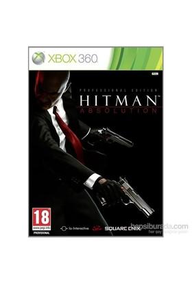 Square Enix Xbox 360 Hıtman Absolutıon Professıonal Edıtıon