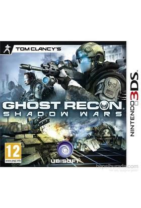Ubisoft 3Ds Ghost Recon Shadow Wars