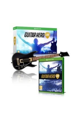 Activision Xbox One Guitar Hero Live Standalone / Tek Gitar