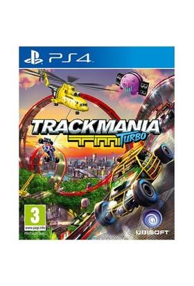 Ubisoft Ps4 Trackmania Turbo