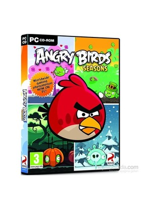Angry Birds Seasons PC