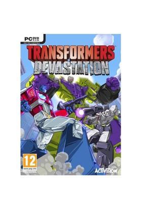 Activision Pc Transformers Devastatıon