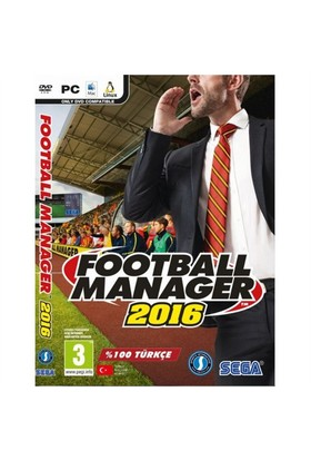 Sega Pc Football Manager 2016