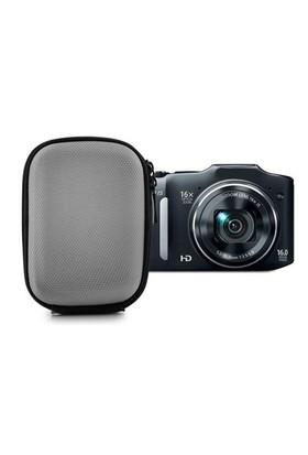 Addison 300257 Gümüş Kamera Çantası