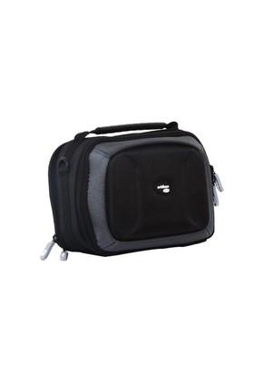 Addison 300208 Siyah 21X10.5X15cm Büyük Boy Profesyonel Kamera Çantası