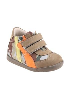 Yellow Kids 310 Haki Erkek Çocuk Ayakkabı