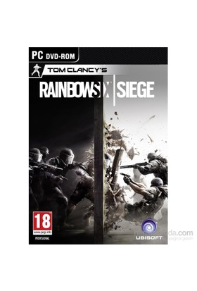 Tom Clancy's Rainbow Six Seige PC
