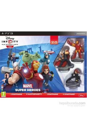 Disney Infinity 2.0 Avengers Starter Pack PS3