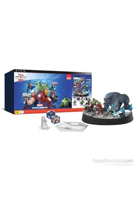 Disney İnfinity 2.0 Ce Avengers Starter Pack PS3