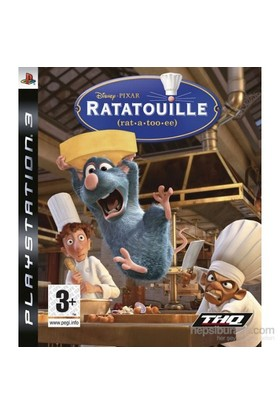 Ratatouille PS3