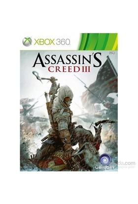 Xbox 360 Assassins Creed III