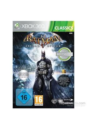 Batman Arkham Asylum Classics Xbox 360
