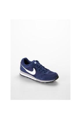 Nike 749794-410 MD Runner 2 Koşu Ayakkabısı + Renkli Bağcık