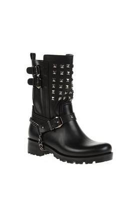 Derigo 2118600 Siyah Bayan Yağmur Çizmesi