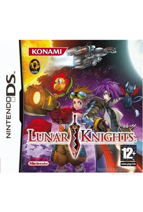Konami Ds Lunar Knıghts