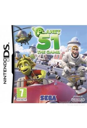 Sega Ds Planet 51 The Game