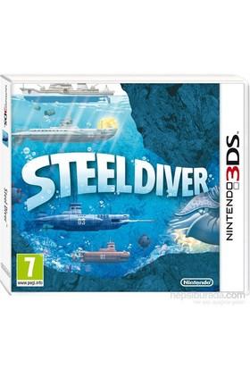 Nintendo 3Ds Steel Dıver