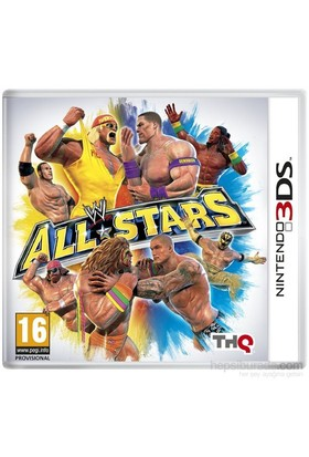 Thq 3Ds Wwe All Stars