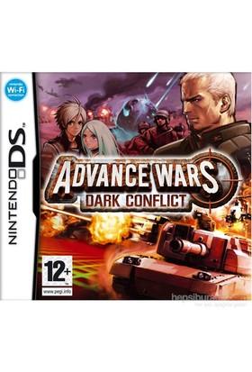Nintendo Ds Advance Wars Dark Conflıct