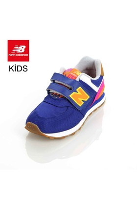 New Balance Kv574t5y Kids Pre-School Purple Pink Ayakkabı