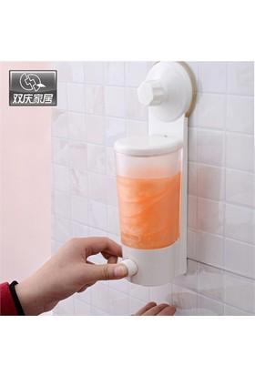 Buffer Süper Vantuzlu Pratik Sabunluk Tekli