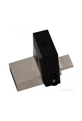Kingston 32 Gb DTDUO3/32G 3.0 Micro Duo Usb Bellek