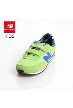 New Balance Ke410tny Kids Pre-School Green Blue Ayakkabı