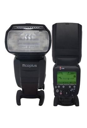 Mcoplus Mt600 Canon İçin Hss Flaş Wıreless