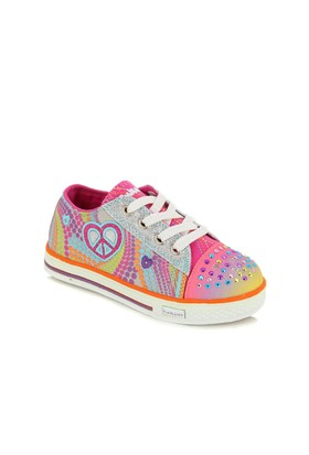 Pink Step Gümüş Ayakkabı A3336271